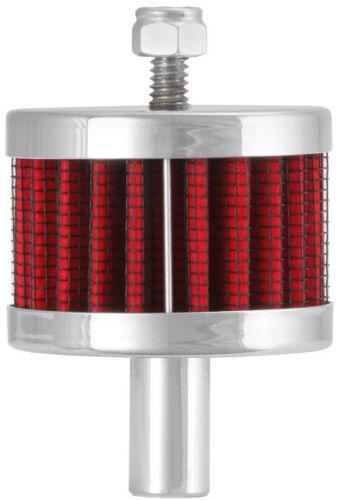 "62-1100 k/&n évent filtre à air 1//2/""OD vent 2/""OD 1-1//2/""H stud mount kn universel"