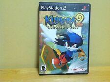 Klonoa 2: Lunatea's Veil (Sony PlayStation 2, 2001)