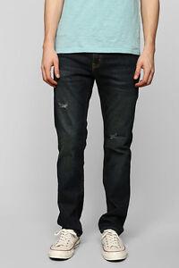 da Skinny Nwt Iron 32 Levi's Blue 30 Jean Broken Outfitters Sz 511 Urban IW0wX0xrq