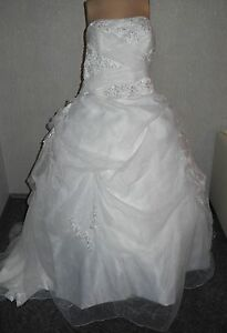 Brautkleid standesamt gr 52