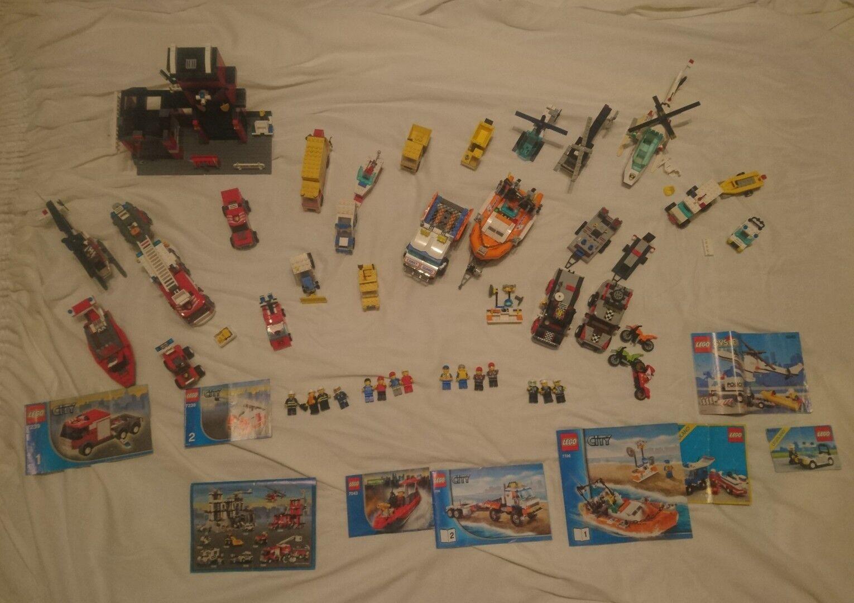 Lego City huge job lot 7240 7238, 7241, 7043, 7726, 6506, 6545, 645, 6521 +more