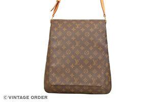 Louis-Vuitton-Monogram-Musette-Shoulder-Bag-Cross-body-M51256-YG01385