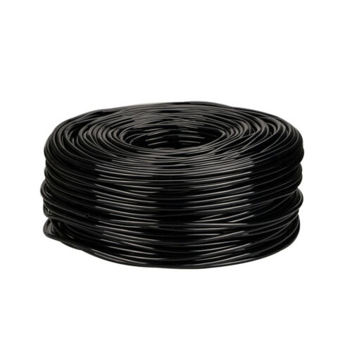 "3MM 1//8/"" Vacuum Silicone Hose 10 ft Black Air Racing Pipe//Line//Tube Universal"