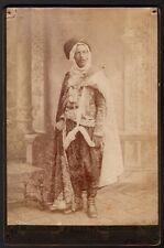 Notable des Ouled-Sidi-Cheikh à Paris. Photographe Eugène Pirou. 1885. #2