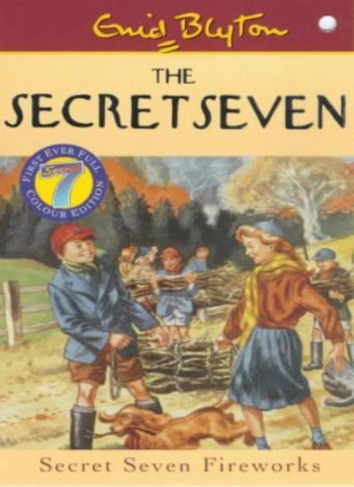 Secret Seven Fireworks: Book 11-Enid Blyton, 9780340773154