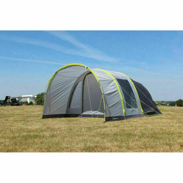 Outdoor Revolution Cruiz 4.0 & Snugrug Large Tunnel Tent