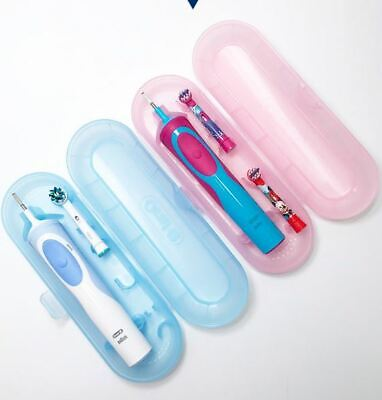 Portable Electric Toothbrush Holder Cover Travel Storage Case Box for Oral B