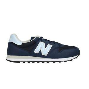 NEW BALANCE Sneakers scarpe donna blu mod. GW500PT