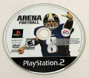 Arena Football PS2 Disc Only Tested Sony PlayStation 2 Ps2 Game Good EA Sports