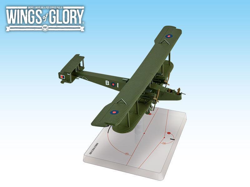 Handley Page 0 400 (RAF) - Alas De De De Gloria-WGF303A-enviado de primera clase  directo de fábrica