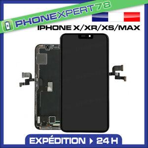 ECRAN-OLED-LCD-VITRE-TACTILE-SUR-CHASSIS-POUR-IPHONE-X-XR-XS-XS-MAX