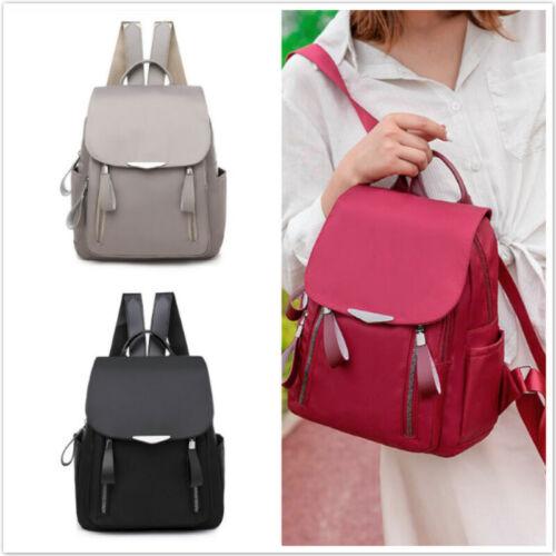 Women Backpack Shoulder Bags Handbags Fashion For Teenage Girls Travel School WL