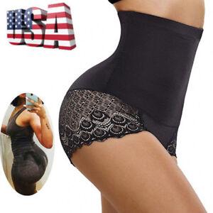 Hot-Butt-Lifter-Panty-High-Waist-Women-Body-Shaper-Trainer-Tummy-Control-Girdle