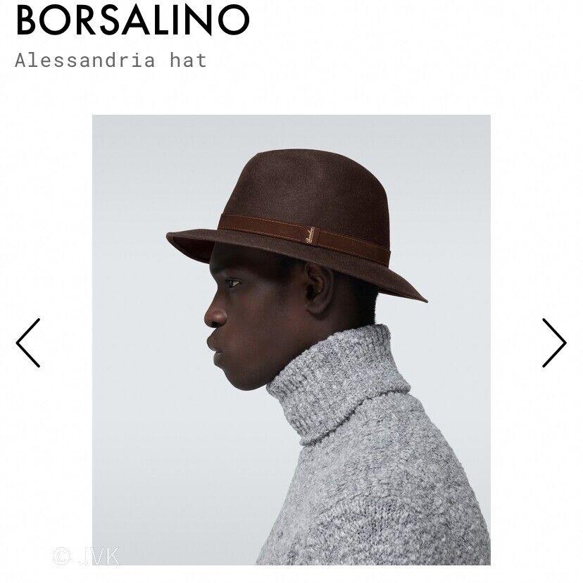 Hat, Borsalino, str. 57