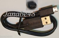 Genuine Garmin Gps Micro Usb Data/map Update Cable/cord Dezl 560lmt 760lmt