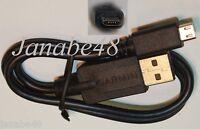 Genuine Garmin Gps Micro Usb Data/map Update Cable/cord Dezl 560lmt 760lmt