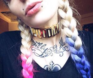 Harley Quinn Halsband : harley quinn halsband inspired halsb nder puddin halskette cosplay kost m ebay ~ Frokenaadalensverden.com Haus und Dekorationen