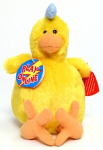 Ty Beanie Babies 2.0 Play Online Yellow Duck Hen Henley New with Tags
