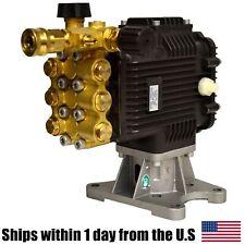 Pressure Washer Pump 4000psi 4gpm 1 Horizontal Shaft Fits Ar Rsv4g40