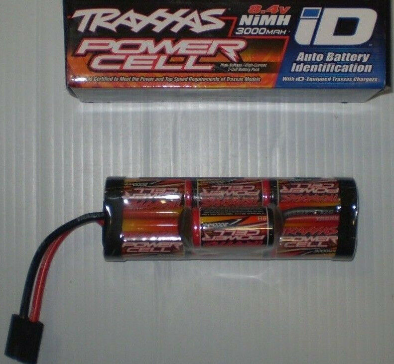 NEW Traxxas NiMH 7-Cell 7-Cell 7-Cell 3000mAh Hump w iD Connector 2926X NIB NEW 4be875