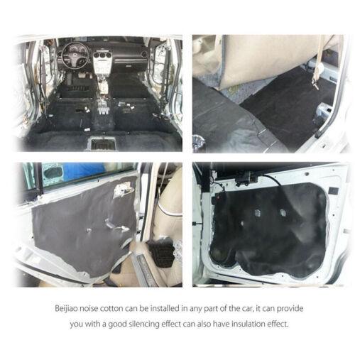 30 x 50cm Car Auto Van Sound Proofing Deadening Insulation 5mm Closed Cell Foam