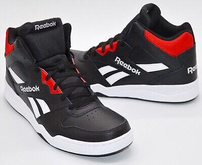 New Reebok Royal BB4500 HI2 Black/White