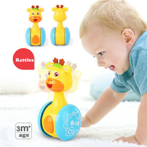 Baby-Rattles-Tumbler-Doll-Toy-Bell-Music-Learning-Education-Toys-for-0-12-Months