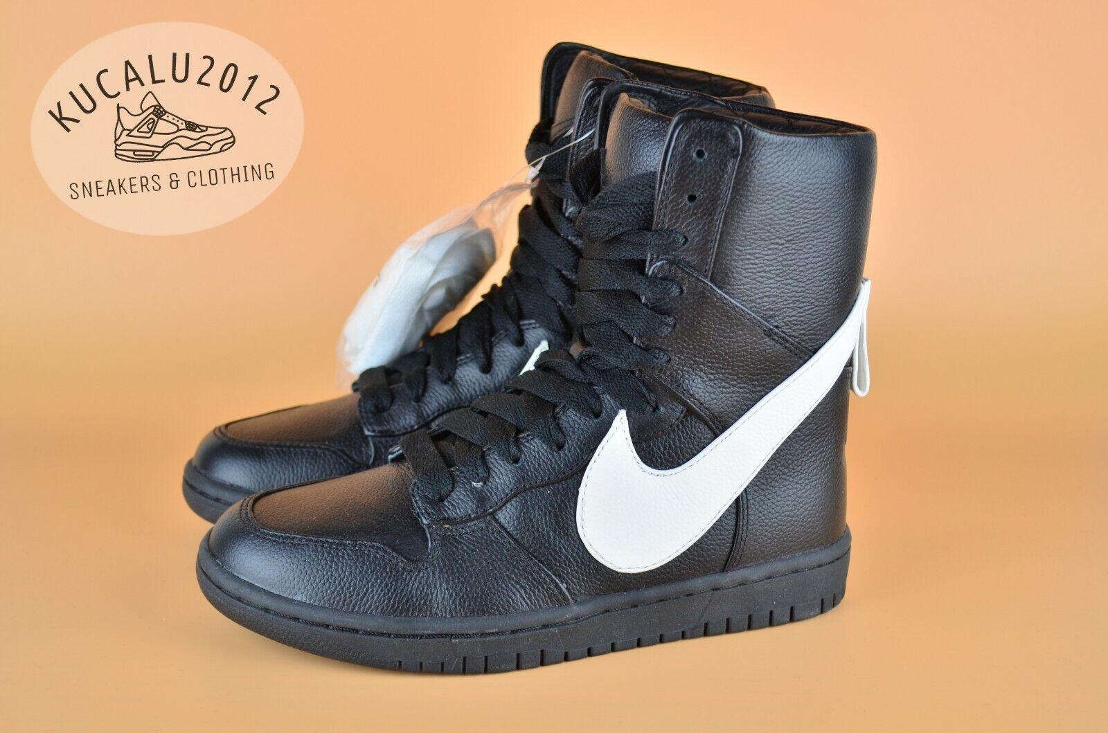Nike NikeLab Dunk Lux RT Negro blancoo Ricardo Tisci NikeLab 841647-010