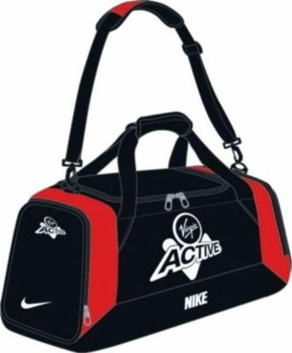 Nike Virgin Duffel EMEA 2.0 bz9473-001 bolso camilla nuevo deporte Fitness