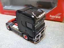 1/87 Herpa Scania R 2013 Trattore Protezione dagli impatti+Lampade a morsetto