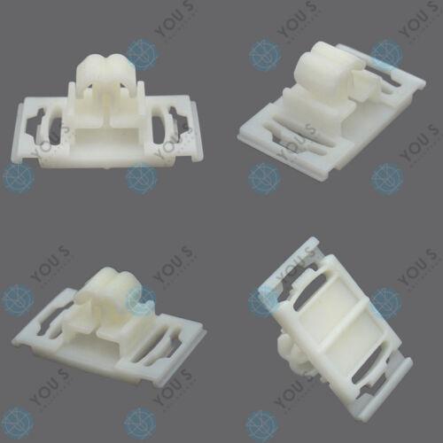 50 Stück YOU.S Ersatz Zierleistenklammern Befestigung für AUDI 100 A3 A4 A6 A8