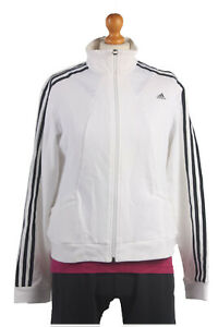 ADIDAS-Vintage-Retro-Outdoor-TrackSuit-Top-Jacket-White-Chest-40-039-039-SW1312