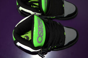 Globe Dvs Rare Bronx Nyc Milice Es Chaussures Osiris De D3 Nyc83 Collector Dc 83 Skate w7A7xfq