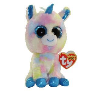 TY Beanie Babies Beanie Boo s Blitz Unicorn Beanie Boos Brand New ... bc8a6ac8cb9