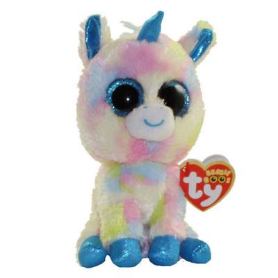 TY Beanie Babies Beanie Boo/'s Pixy the Unicorn Beanie Boos Brand New with tags