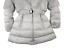 NUOVO-Autentico-ELSY-RRP-279-eta-3-ANNI-Grigio-Pelliccia-Down-Jacket-Coat-JK08 miniatura 5