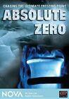 Absolute Zero 0783421424494 With Nova DVD Region 1