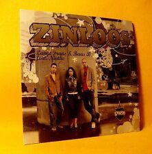 Cardsleeve Single CD LANGE FRANS & BAAS B Zinloos 2TR 2004 dutch hip hop