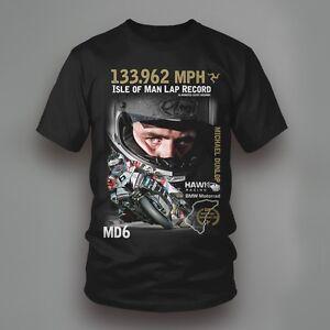 Official-Michael-Dunlop-Limited-Edition-TT-Record-T-Shirt