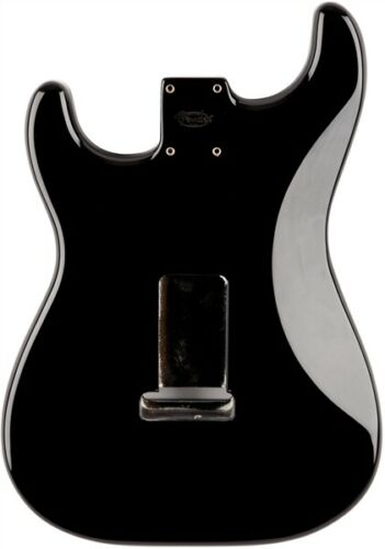 Fender Classic SSS Alder Body Classic Series 60s Stratocaster Black 0998003706