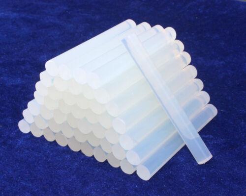 Clear Hot Melt Glue Sticks 100 X 11MM Adhesive for To High Power gun
