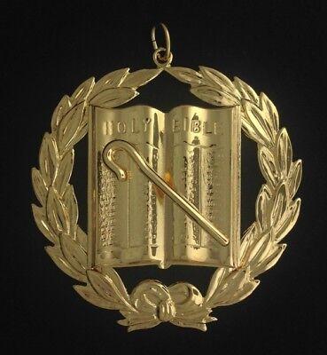 RBL-48 Grand Lodge Grand Chaplain Collar Jewel