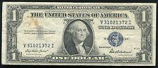 """1935-F $1 ONE DOLLAR SILVER CERTIFICATE """"GUTTER FOLD ERROR"""""""