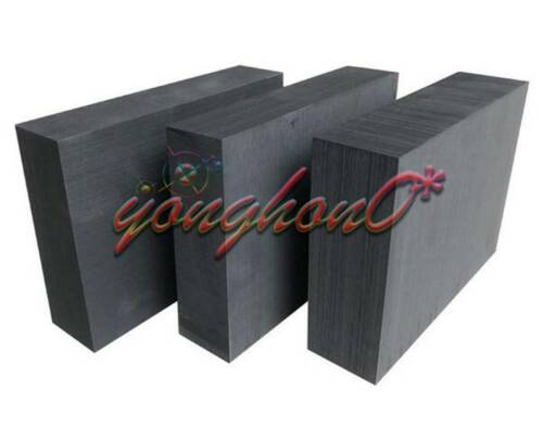 "Graphite Ingot Blank Block Sheet Plate High Density Fine Grain 1//2/"" X 4/"" X 4/"""