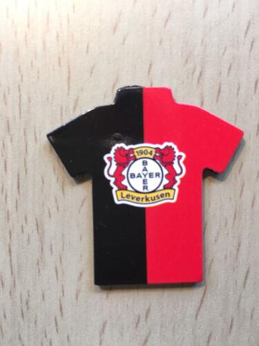 Bayer 04 Leverkusen Magnet Trikot Fussball Bundesliga