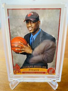 2003-04 TOPPS BASKETBALL DWYANE WADE ROOKIE #225 Mint Draft Pick Miami Heat