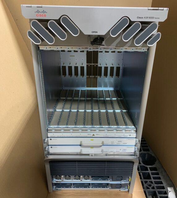 Cisco Asr-9010-ac-v2 ASR 9010 AC Chassis With PEM Version 2 1yr