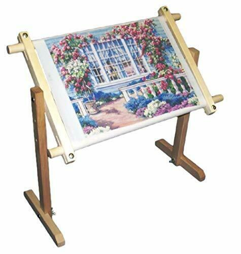 Edmunds Adjustable Lap /& Table Stand with Scroll Frame 5850 Frank A