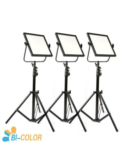 Came Tv C700s Bi Color Led Edge Light Video Studio Panel Lighting