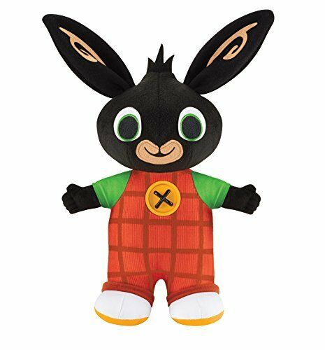 Bing Talking Bing Plush 9-inch Toy